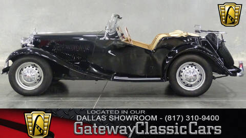 1950 MG TD for sale in Grapevine, TX