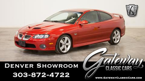 2006 Pontiac GTO for sale in Englewood, CO