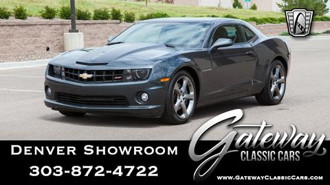 2013 Chevrolet Camaro for sale in Englewood, CO