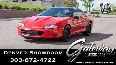 1999 Chevrolet Camaro for sale in Englewood, CO