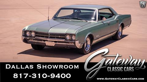 1966 Oldsmobile Eighty-Eight for sale in Grapevine, TX