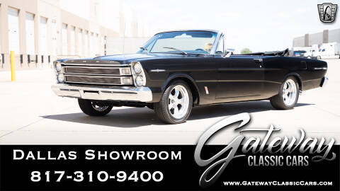 1966 Ford Galaxie for sale in Grapevine, TX