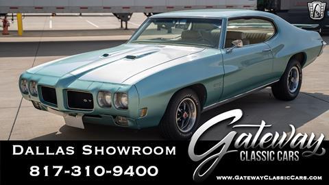 1970 Pontiac GTO for sale in Grapevine, TX