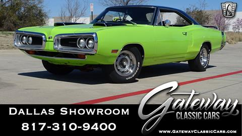 1970 Dodge Super Bee for sale in Grapevine, TX