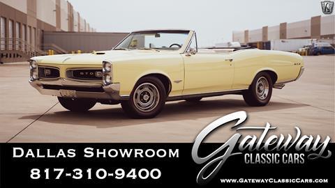 1966 Pontiac GTO for sale in Grapevine, TX