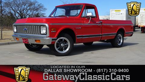 1972 Chevrolet C/K 10 Series for sale in Grapevine, TX