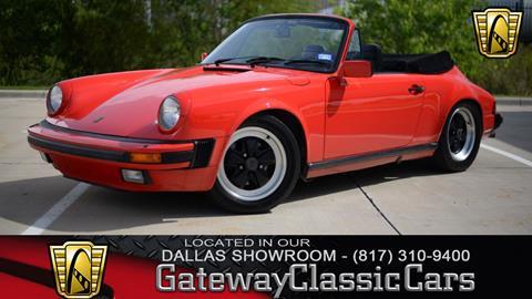 1984 Porsche 911 for sale in Grapevine, TX