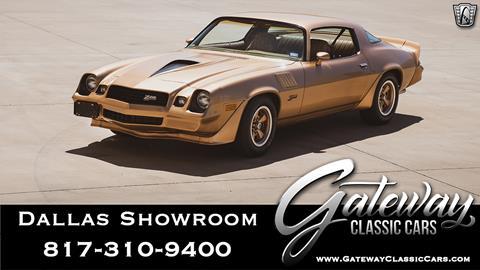 1978 Chevrolet Camaro for sale in Grapevine, TX