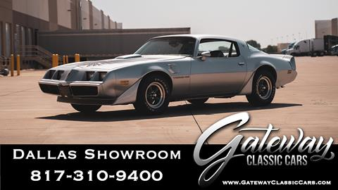 1979 Pontiac Firebird for sale in Grapevine, TX