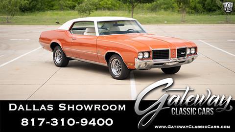 1972 Oldsmobile Cutlass for sale in Grapevine, TX
