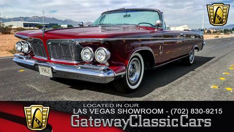 1962 Chrysler Imperial for sale in Las Vegas, NV