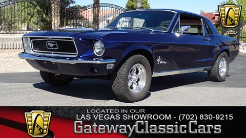 1968 Ford Mustang for sale in Las Vegas, NV