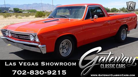 1967 Chevrolet El Camino for sale in Las Vegas, NV