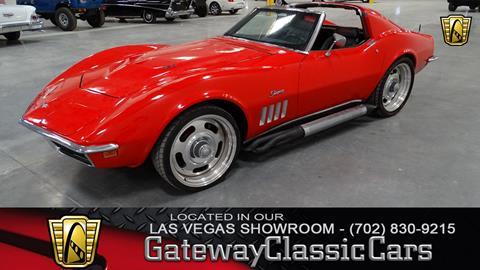 Cars For Sale In Las Vegas >> 1969 Chevrolet Corvette For Sale In Las Vegas Nv