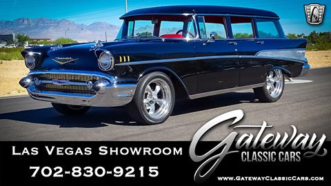 Chevrolet Las Vegas >> 1957 Chevrolet Bel Air For Sale In Las Vegas Nv