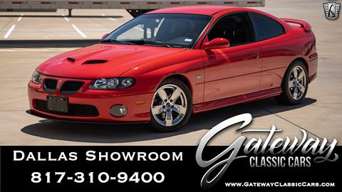 2005 Pontiac GTO for sale in Grapevine, TX