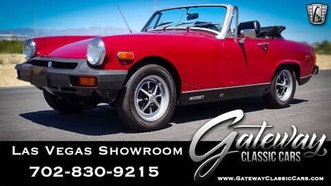 1977 MG Midget for sale in Las Vegas, NV