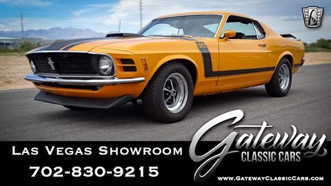 1970 Ford Mustang for sale in Las Vegas, NV
