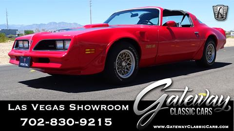 1978 Pontiac Firebird for sale in Las Vegas, NV