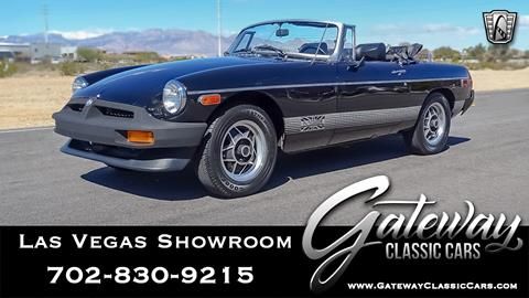 1980 MG MGB for sale in Las Vegas, NV