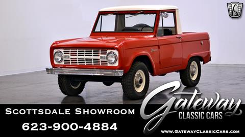 1966 Ford Bronco for sale in Deer Valley, AZ