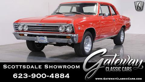1967 Chevrolet Chevelle for sale in Deer Valley, AZ