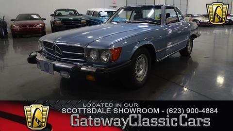 1985 Mercedes-Benz 380-Class for sale in Deer Valley, AZ