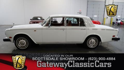 1979 Rolls-Royce Silver Shadow for sale in Deer Valley, AZ