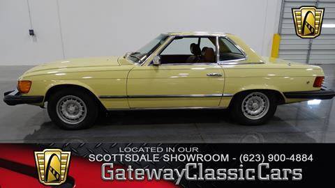 1979 Mercedes-Benz 450-Class for sale in Deer Valley, AZ