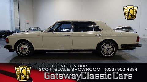 1990 Rolls-Royce Silver Spur for sale in Deer Valley, AZ