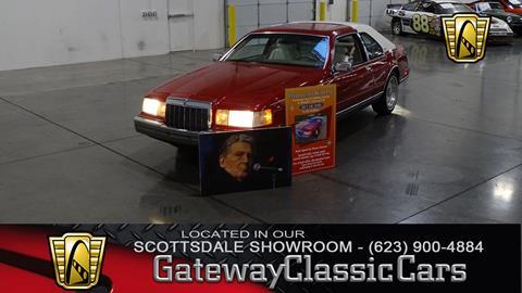 1992 Lincoln Mark VII for sale in Deer Valley, AZ