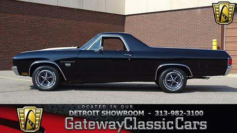 1970 Chevrolet El Camino for sale in Dearborn, MI