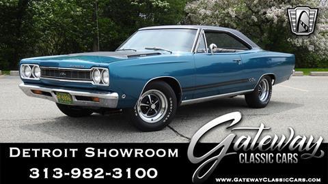 1968 Plymouth GTX for sale in Dearborn, MI