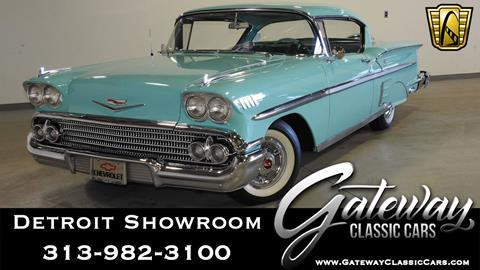 1958 Chevrolet Impala for sale in Dearborn, MI
