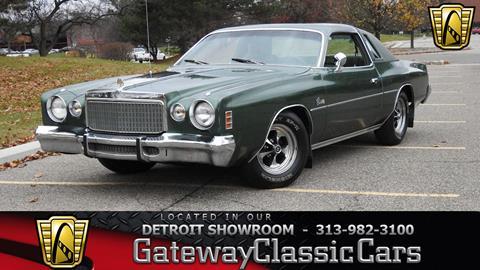 1977 Chrysler Cordoba for sale in Dearborn, MI