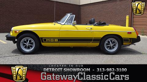 1979 MG MGB for sale in Dearborn, MI