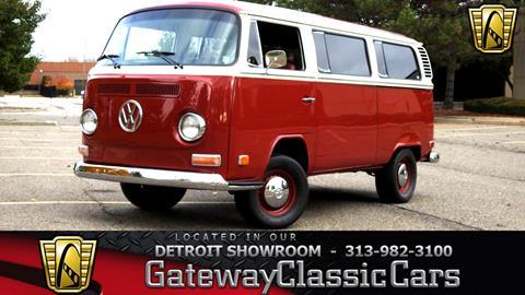1972 Volkswagen Transporter II for sale in Dearborn, MI