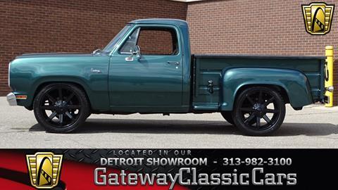 1980 Dodge D150 Pickup for sale in Dearborn, MI