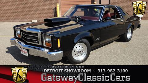 1978 Ford Granada for sale in Dearborn, MI