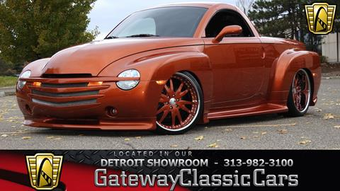 2003 Chevrolet SSR for sale in Dearborn, MI