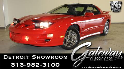 1998 Pontiac Firebird for sale in Dearborn, MI