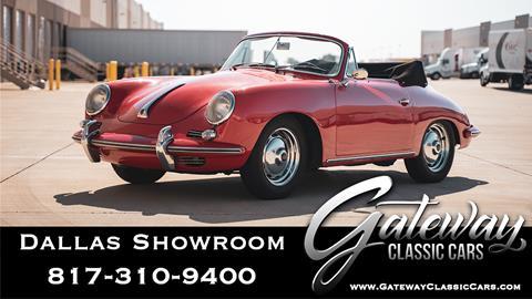 1962 Porsche 356 for sale in Grapevine, TX