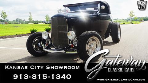 1932 Ford Tudor for sale in Olathe, KS