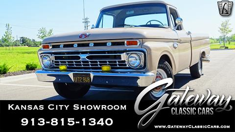 1966 Ford F-100 for sale in Olathe, KS