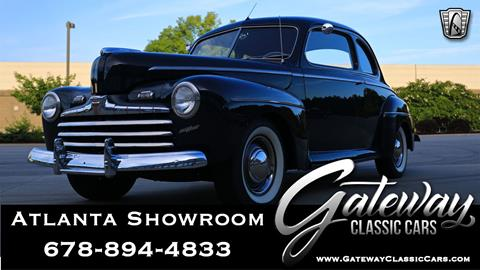 1946 Ford Deluxe for sale in Alpharetta, GA