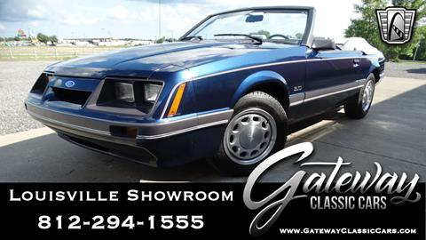 1985 Ford Mustang for sale in Memphis, IN