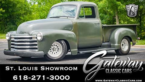 1951 Chevrolet 3100 for sale in O'Fallon, IL