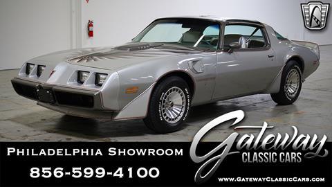 1979 Pontiac Trans Am for sale in West Deptford, NJ