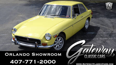 1970 MG MGB for sale in Lake Mary, FL