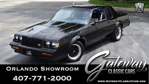 1987 Buick Regal for sale in Lake Mary, FL